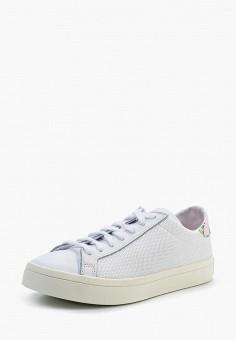 Кеды, adidas Originals, цвет: белый. Артикул: AD093AWUNT63. Обувь / Кроссовки и кеды / Кеды / Низкие кеды