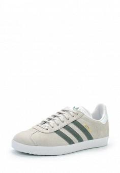 Кеды, adidas Originals, цвет: бежевый. Артикул: AD093AWUNT67. Обувь / Кроссовки и кеды / Кеды / Низкие кеды
