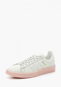 Кеды, adidas Originals, цвет: серый. Артикул: AD093AWUNT73. Обувь / Кроссовки и кеды / Кеды / Низкие кеды