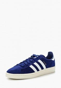 Кеды, adidas Originals, цвет: синий. Артикул: AD093AWUNT74. Обувь / Кроссовки и кеды / Кеды / Низкие кеды