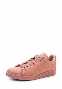 Кеды, adidas Originals, цвет: розовый. Артикул: AD093AWUNT80. Обувь / Кроссовки и кеды / Кеды / Низкие кеды