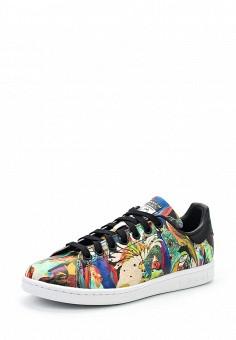 Кеды, adidas Originals, цвет: мультиколор. Артикул: AD093AWUNT86. Обувь / Кроссовки и кеды / Кеды / Низкие кеды