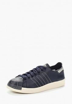 Кеды, adidas Originals, цвет: синий. Артикул: AD093AWUNT87. Обувь / Кроссовки и кеды / Кеды / Низкие кеды