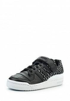 Кеды, adidas Originals, цвет: черный. Артикул: AD093AWUNU12. Обувь / Кроссовки и кеды / Кеды / Низкие кеды