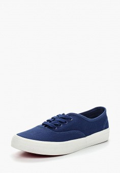 Кеды, Affex, цвет: синий. Артикул: AF003AWTHI64. Обувь / Кроссовки и кеды / Кеды