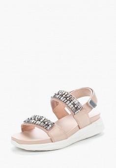 Сандалии, Aldo, цвет: розовый. Артикул: AL028AWZRX69. Обувь / Сандалии