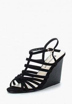 Босоножки, Amazonga, цвет: черный. Артикул: AM338AWBROX4. Обувь / Босоножки