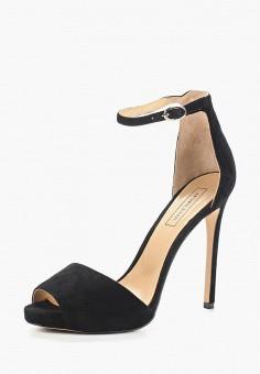 Босоножки, Antonio Biaggi, цвет: черный. Артикул: AN003AWAARZ7. Обувь / Босоножки