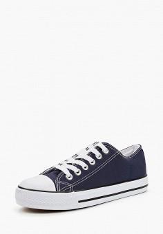 Кеды, Anesia, цвет: синий. Артикул: AN045AWBAZE3. Обувь / Кроссовки и кеды / Кеды