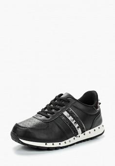 Кроссовки, Anesia, цвет: черный. Артикул: AN045AWBAZG0. Обувь / Кроссовки и кеды / Кроссовки