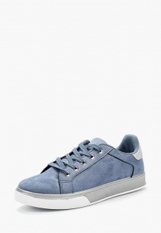 Кеды, Anesia, цвет: голубой. Артикул: AN045AWBAZG3. Обувь