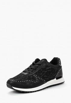 Кроссовки, Anesia, цвет: черный. Артикул: AN045AWBAZG6. Обувь / Кроссовки и кеды / Кроссовки