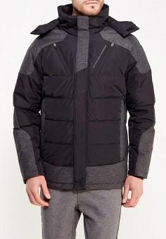 Пуховик, Anta, цвет: черный. Артикул: AN225EMWVM48. Одежда / Верхняя одежда / Пуховики и зимние куртки