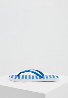 Сланцы, Armani Exchange, цвет: синий. Артикул: AR037AWZSW55.