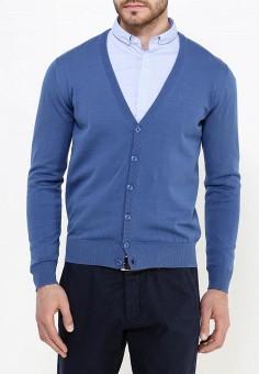 e78fb49cff5d Кардиган, Armani Jeans, цвет  синий. Артикул  AR411EMOVS53. Одежда    Джемперы