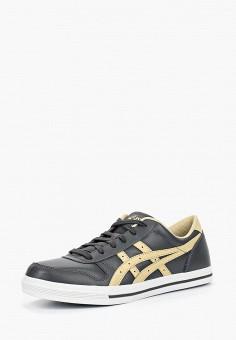 Кеды, ASICSTiger, цвет: серый. Артикул: AS009AMBSCY5. Обувь / Кроссовки и кеды / Кеды