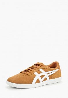 Кеды, ASICSTiger, цвет: коричневый. Артикул: AS009AUCLKC6. Обувь