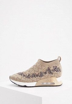 Кроссовки, Ash, цвет: коричневый. Артикул: AS069AWAAJR4. Обувь / Кроссовки и кеды / Кроссовки