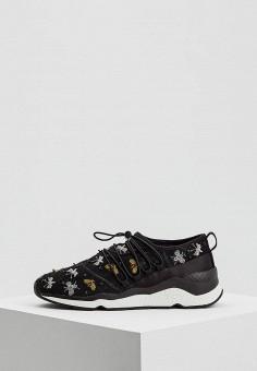 Кроссовки, Ash, цвет: черный. Артикул: AS069AWAAJT2. Обувь / Кроссовки и кеды / Кроссовки
