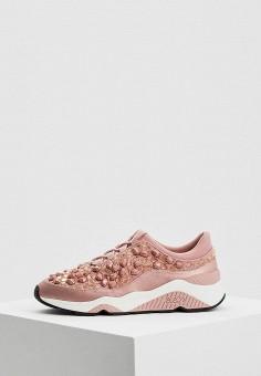 Кроссовки, Ash, цвет: розовый. Артикул: AS069AWAAJT5. Обувь / Кроссовки и кеды / Кроссовки