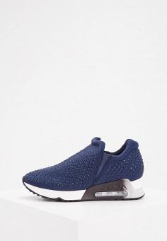 Кроссовки, Ash, цвет: синий. Артикул: AS069AWAAJU1. Обувь / Кроссовки и кеды / Кроссовки