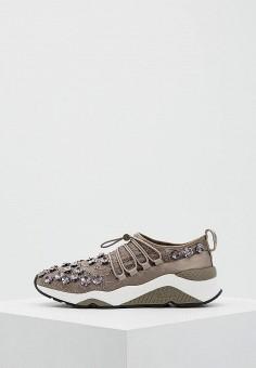 Кроссовки, Ash, цвет: серый. Артикул: AS069AWAOMT6. Обувь / Кроссовки и кеды / Кроссовки