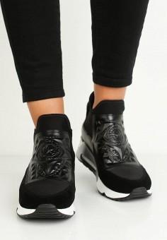 Кроссовки, Ash, цвет: черный. Артикул: AS069AWUIT52. Обувь / Кроссовки и кеды / Кроссовки