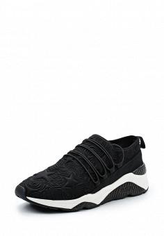 Кроссовки, Ash, цвет: черный. Артикул: AS069AWUIT74. Обувь / Кроссовки и кеды / Кроссовки