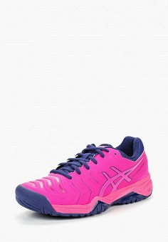 Кроссовки, ASICS, цвет: розовый. Артикул: AS455AWBRNF9. Обувь