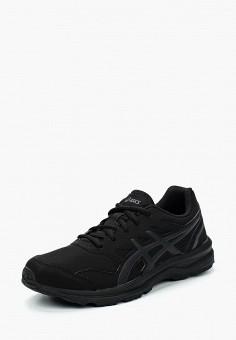 Кроссовки, ASICS, цвет: черный. Артикул: AS455AWZTQ41. Обувь