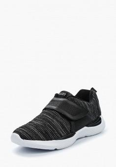 Кроссовки, Ascot, цвет: черный. Артикул: AS821AWANCW2. Обувь / Кроссовки и кеды / Кроссовки