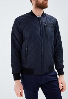 Куртка утепленная, Baon, цвет: черный. Артикул: BA007EMAYEZ5. Одежда / Верхняя одежда
