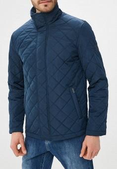 Куртка утепленная, Baon, цвет: синий. Артикул: BA007EMAYEZ8. Одежда / Верхняя одежда