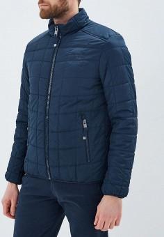Куртка утепленная, Baon, цвет: синий. Артикул: BA007EMAYEZ9. Одежда / Верхняя одежда