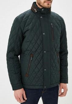 Куртка утепленная, Baon, цвет: хаки. Артикул: BA007EMAYFA0. Одежда / Верхняя одежда