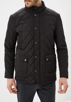 Куртка утепленная, Baon, цвет: черный. Артикул: BA007EMAYFA2. Одежда / Верхняя одежда