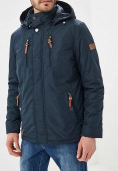 Куртка утепленная, Baon, цвет: синий. Артикул: BA007EMAYFA4. Одежда / Верхняя одежда