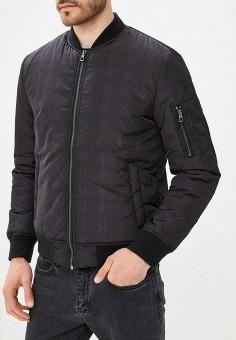 Куртка утепленная, Baon, цвет: черный. Артикул: BA007EMAYFA6. Одежда / Верхняя одежда