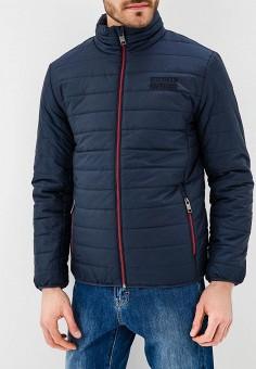Куртка утепленная, Baon, цвет: синий. Артикул: BA007EMAYFA9. Одежда / Верхняя одежда