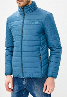 Куртка утепленная, Baon, цвет: синий. Артикул: BA007EMAYFB1. Одежда / Верхняя одежда