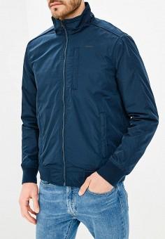 Куртка, Baon, цвет: синий. Артикул: BA007EMAYFB2. Одежда / Верхняя одежда