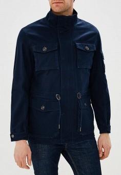Куртка, Baon, цвет: синий. Артикул: BA007EMAYFB3. Одежда / Верхняя одежда