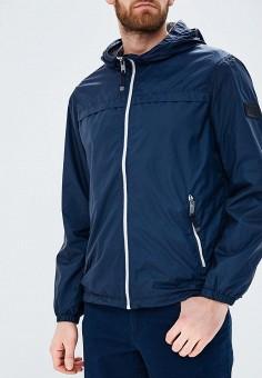 Ветровка, Baon, цвет: синий. Артикул: BA007EMAYFB4. Одежда / Верхняя одежда