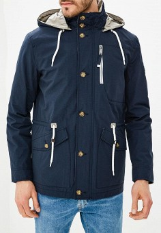 Куртка, Baon, цвет: синий. Артикул: BA007EMAYFB6. Одежда / Верхняя одежда