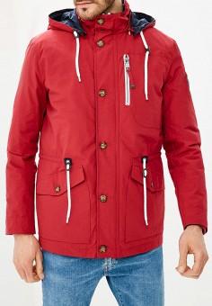 Куртка, Baon, цвет: красный. Артикул: BA007EMAYFB7. Одежда / Верхняя одежда