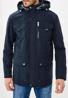 Ветровка, Baon, цвет: синий. Артикул: BA007EMAYFB8. Одежда / Верхняя одежда