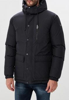 Пуховик, Baon, цвет: черный. Артикул: BA007EMCLAG7. Одежда / Верхняя одежда / Пуховики и зимние куртки