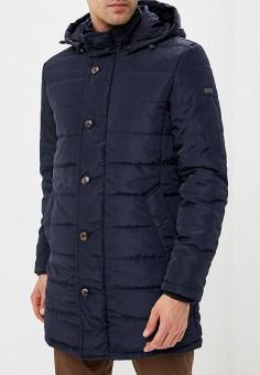 Куртка утепленная, Baon, цвет: синий. Артикул: BA007EMCLAH5. Одежда / Верхняя одежда / Пуховики и зимние куртки