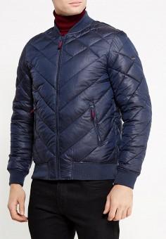 Куртка утепленная, Baon, цвет: синий. Артикул: BA007EMWBB12. Одежда / Верхняя одежда