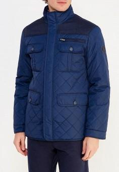 Куртка утепленная, Baon, цвет: синий. Артикул: BA007EMWBF52. Одежда / Верхняя одежда